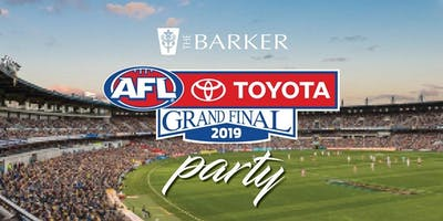 AFL Grand Final Party 2019