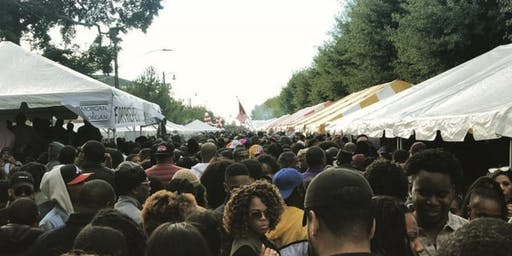 The 09 Experience -  Spelhouse Homecoming 10 Year Tailgate Tent