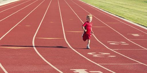 An ADF families event: Darwin Mini Olympics