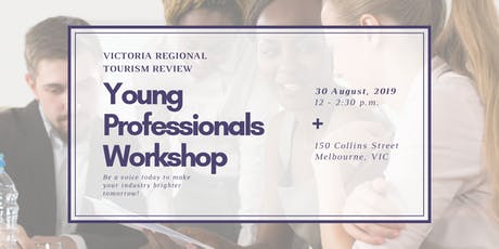 Regional Tourism Review: Young Professionals Workshop tickets