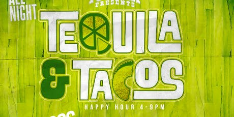 "TACO TUES | ""TEQUILA N' TACOS"" @ SEASIDE LOUNGE 