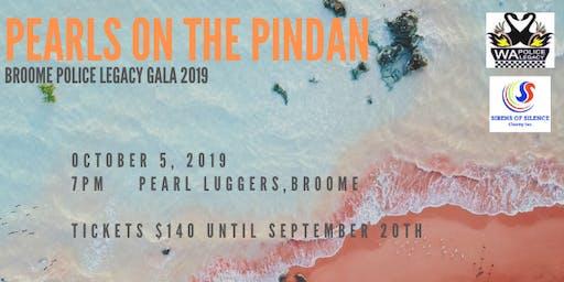 Broome Police Legacy Gala, Pearls on the Pindan 2019