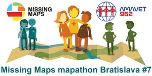 Missing Maps mapathon Bratislava #7
