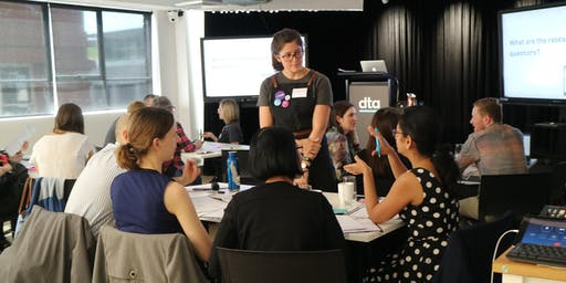Getting to know your users: User Research 101 (Canberra)