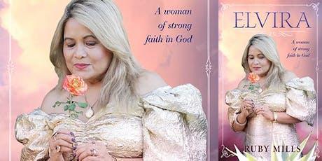 Book launch: Elvira tickets