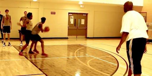 Full Court Vision Girls Basketball Learning Clinic.