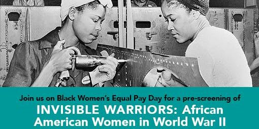 """Exclusive Documentary """"Invisible Warriors"""" - African American Women in WWII"""