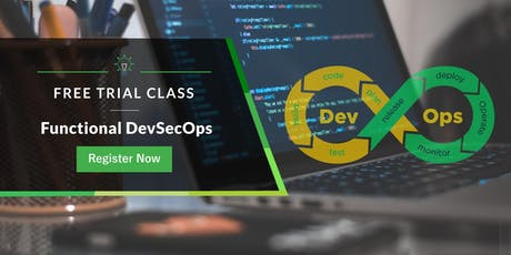 Free Trial Class: Functional DevSecOps tickets