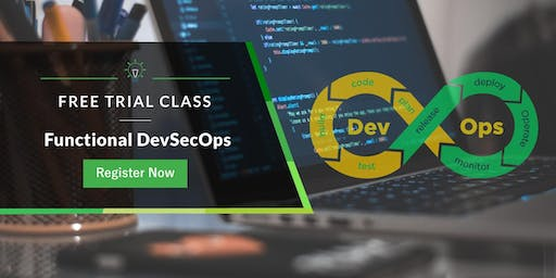 Free Trial Class: Functional DevSecOps