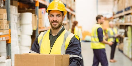 Dangerous Goods Training - Awareness for Storage and Handling tickets