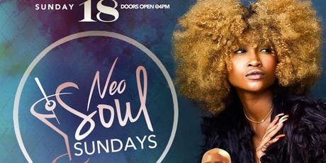 NEO SOUL SUNDAYS at BLUE MARTINI [The Shops at Legacy