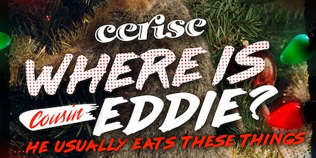Cousin Eddie's returns at Cerise Rooftop | Holiday Pop-Up Bar tickets