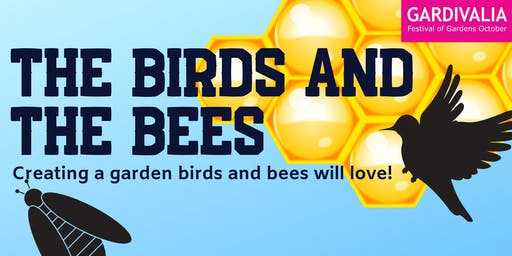 Gardivalia Event- The Birds and the Bees @ Drouin Library