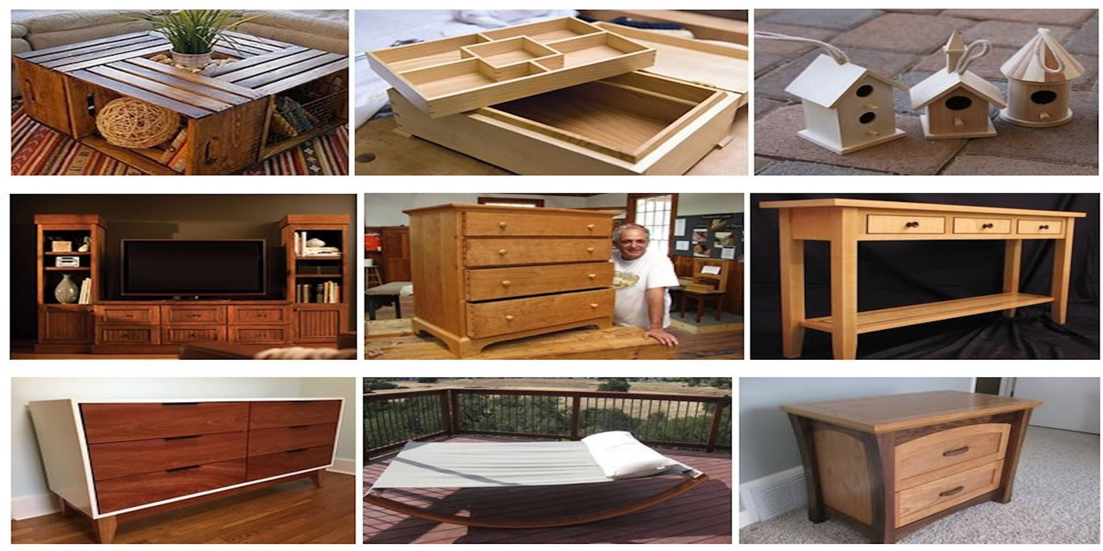 FREE Woodworking Projects Workshop - Elkton, Maryland