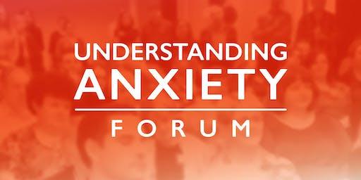 Understanding Anxiety - Public Forum Queanbeyan
