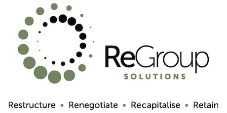 ReGroup Solutions Dinner Party tickets
