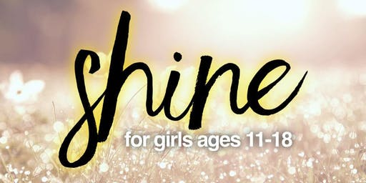 """Shine"" An Event For Girls and Moms in Bear Lake Idaho September 21st"