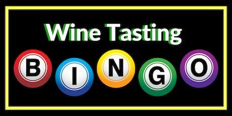 Wine Tasting Bingo! tickets