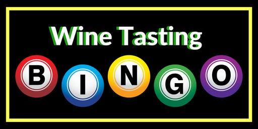 Wine Tasting Bingo!