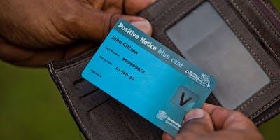 Blue Card Information Session: Cairns Community Hub