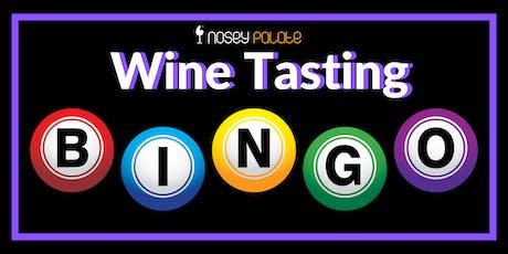 Wine Bingo! tickets