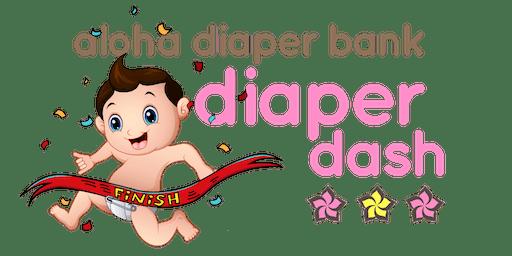 The Aloha Diaper Bank DIAPER DASH