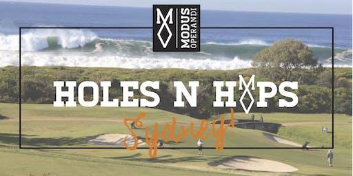 Holes N Hops - Sydney 2019!