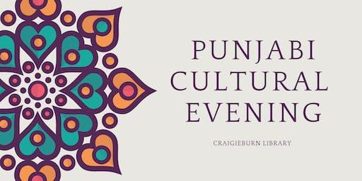 Punjabi Cultural Evening