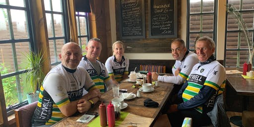 Return to Robins Rest - Sunday AMBER Ride