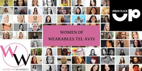 Women of Wearables Tel Aviv - FemTech 101 tickets