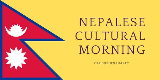 Nepalese Cultural Mornings, All ages