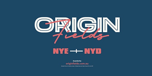Origin Fields NYE19 + NYD20 [Industry]
