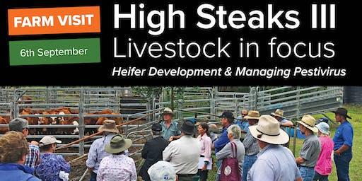 High Steaks III - Livestock in Focus