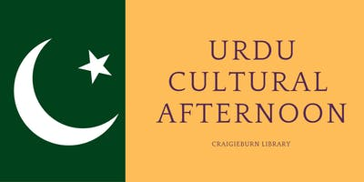 Urdu Cultural Afternoon