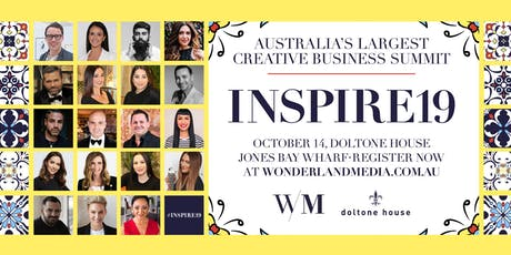 INSPIRE 19 | Digital Marketing + Sales Conference for the Wedding and Event Industries   tickets