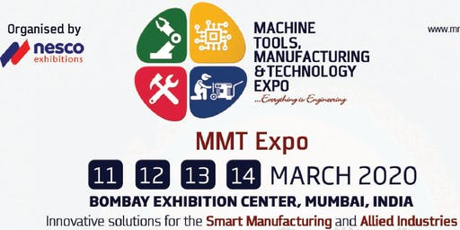 Machine Tools,Manufacturing & Technology Expo 2020