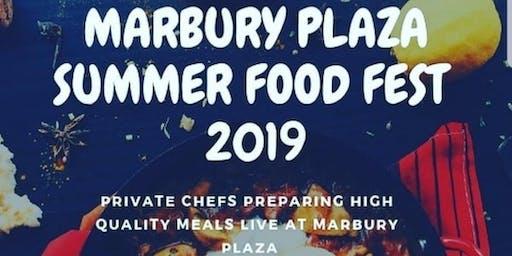 Marbury Plaza Summer Food Festival