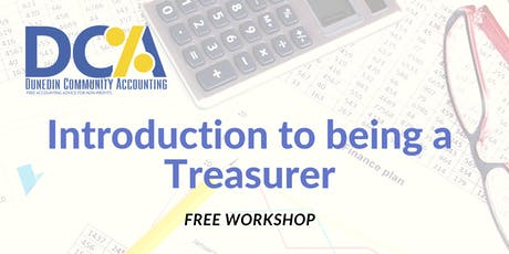 Introduction to being a Treasurer tickets