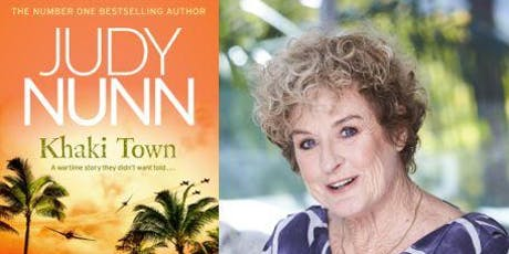 Judy Nunn - Khaki Town tickets