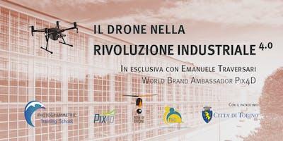 Il drone nella rivoluzione industriale 4.0 - Piemonte 2