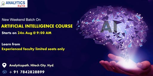 Register For New Weekend Batch On AI from IIT,IIM Experts At Analytics Path.