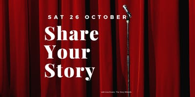 Storytelling Workshop - Share Your Story