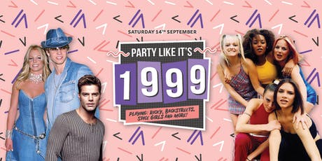 Party Like it's 1999! tickets