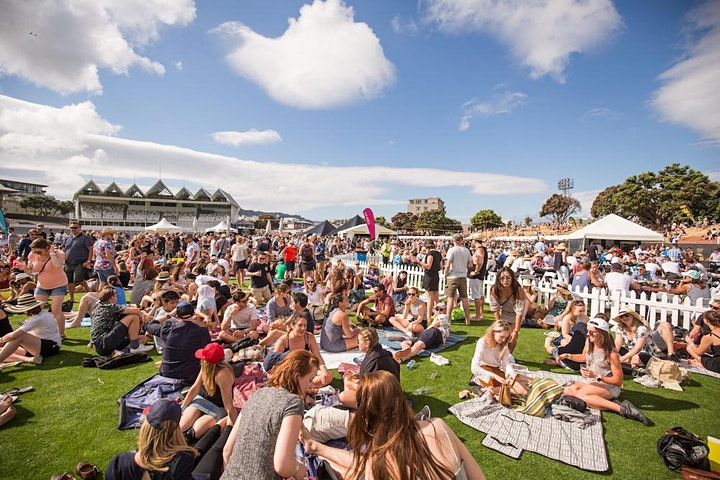 Beers in the Park - March 2022 image