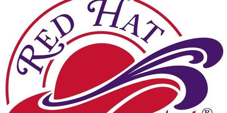 New Red Hat Society Chapter tickets