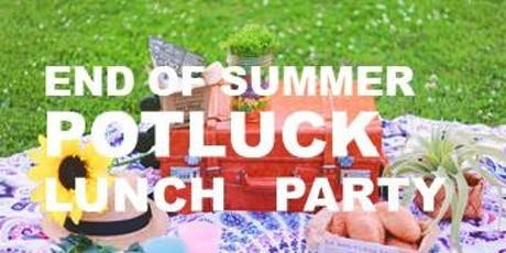 Potluck Picnic Party tickets