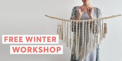 Free Winter Workshop