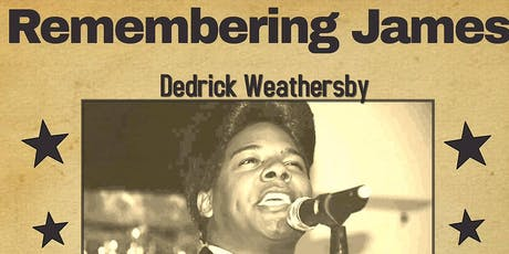 **ONE NIGHT ONLY** Remembering James- The Life and Music of James Brown comes to Sacramento's Guild Theater tickets