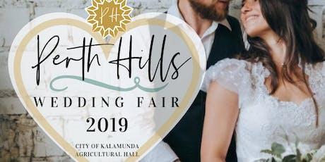 Perth Hills Wedding Fair General Entry tickets