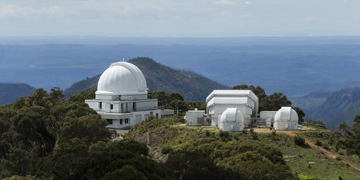 Tour of Mt Stromlo Observatory - Open Day